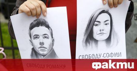 Опозиционният журналист Роман Протасевич признава в ново интервю, че е