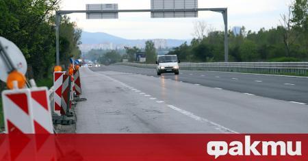 Водач на лек автомобил BMW е заплашил с пистолет шофьор
