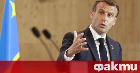 Френският държавен глава Еманюел Макрон планира да присъства на откриването