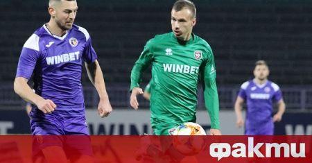Етър завърши при резултат 0:0 домакинството си на Ботев (Враца)