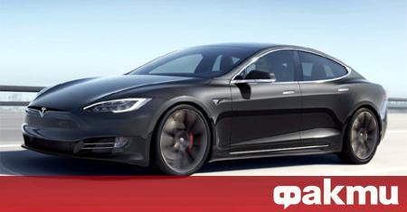 Tesla пусна в продажба модернизирана версия на Model S автономен