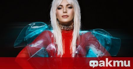 Една от най-успешните български изпълнителки Поли Генова ще зарадва феновете