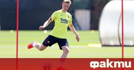 В рамките на преговори между Ювентус и Барселона, италианският клуб