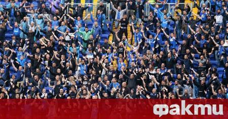 Феновете на ''Левски'' постигнаха пореден рекорд. Привържениците на