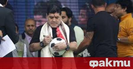 Марадона е най-великият футболист, който никога в кариерата си не