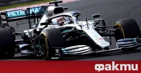 McLaren е първият от отборите във Формула 1, който официално