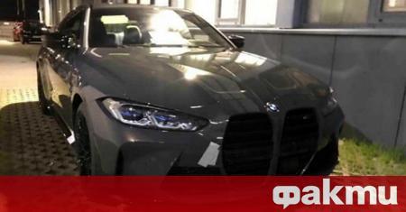 Само няколко дни след представянето на BMW 4er в сайта