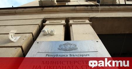 Специализираната прокуратура извършва акция в Министерството на околната среда и