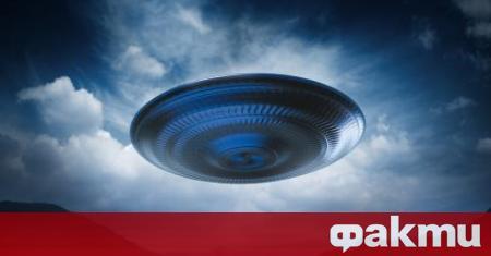 Публикуваните от САЩ кадри с НЛО не са свързани с