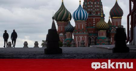 Броят на заразените с новия коронавирус в Русия надхвърли 350