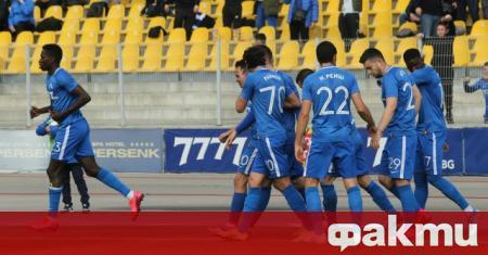 Левски записа трета поредна победа в efbet Лига, след като