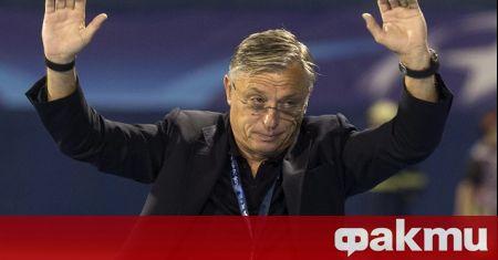 На 64-годишна възраст почина хърватският треньор Златко Кранчар, който води