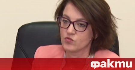 Ръководителят на Спецпрокуратурата Валентина Маджарова подкрепя членовете на Висшия съдебен