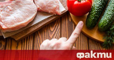 Отказът от месо може да доведе до здравословни проблеми. Това