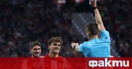 Френският национал Антоан Гризман пренаписа историята в Шампионската лига с
