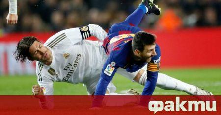 Капитанът на Реал Мадрид Серхио Рамос вярва, че е можел