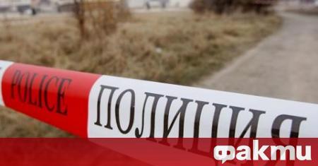 Откриха останки от труп в землището на софийското село Желява.