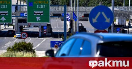Гърция ще затвори границите си за сръбските граждани от 6