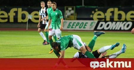 Локомотив (Пловдив) и Берое завършиха при 0:0 в среща от
