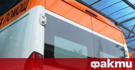 Жена пострада след инцидент в дома си в Пловдив, където