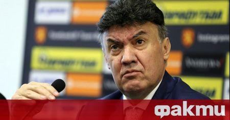 От ФИФА и УЕФА следят ситуацията в българския футбол. Това