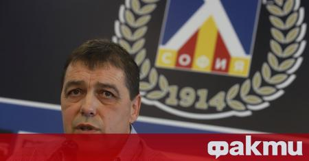 Под ръководството на Петър Хубчев Левски спечели едва 51,5% от