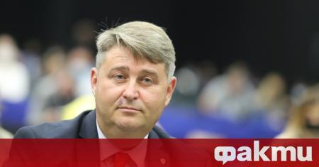 Председателят на Асоциацията на прокурорите в България Евгени Иванов се