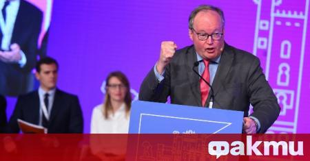 Представител на европейската група на либералите и демократите излезе със