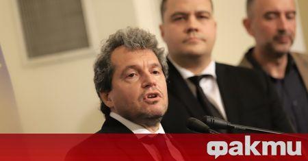В Народното събрание Тошко Йорданов от