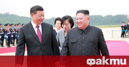 Китайското външно министерство не може да потвърди съобщенията за ваксиниране