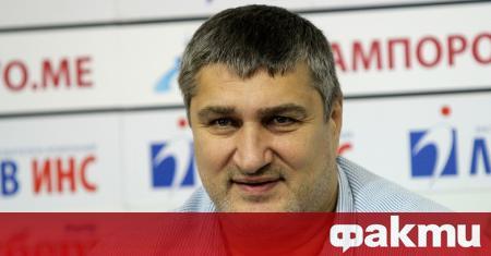 Президентът на БФ Волейбол Любомир Ганев отново коментира пред Sportal.bg