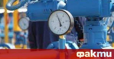 Държавната компания Булгаргаз поиска ново поскъпване на природния газ от