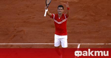 Най-добрият сръбски тенисист Новак Джокович спечели 19-ия си трофей от