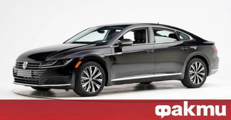 Обновеният Volkswagen Arteon се размина с висшата оценка Top Safety