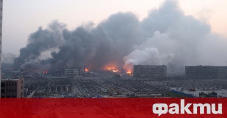 Бивш член на израелския Кнесет определи смъртоносния взрив на пристанището