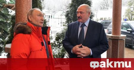Русия и Беларус одобриха споразумение за взаимно признаване на визи,