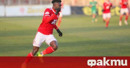 Нападателят на ЦСКА Жорди Кайседо бе избран за Играч №1