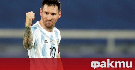 Аржентина не успя да победи Чили в първия си мач