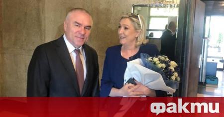 Лидерът на ВОЛЯ и зам.-председател на Народното събрание Веселин Марешки