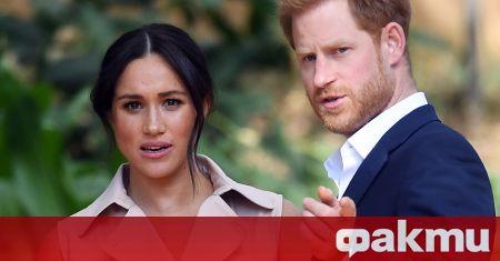 Британският принц Хари и съпругата му Меган ще бъдат продуценти