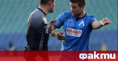 Групата футболисти, водещи подготовка с Левски, се увеличи с още