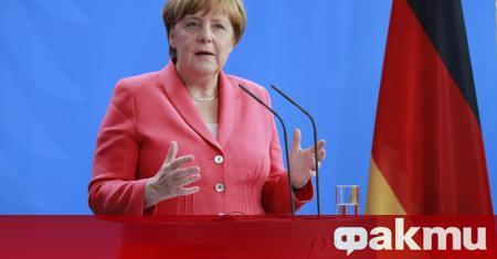 Доминиращата политическа партия в Германия - Християндемократическия съюз на канцлера