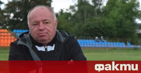 Съветникът на Христо Крушарски в Локомотив Пловдив и легендарен футболист