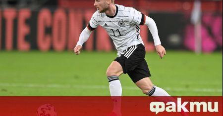 Нападателят на Германия Тимо Вернер заяви, че не е футболист,