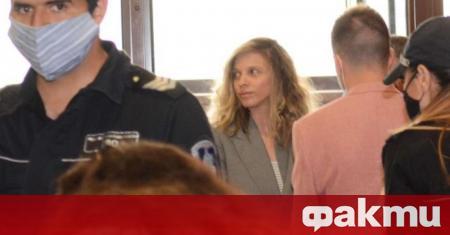 Специализираният съд освободи от ареста съдружника на поппевицата Лиляна Деянова