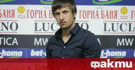 Халфът на Славия Дарко Тасевски обяви, че предстоящият сезон ще