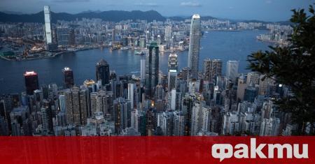 САЩ ще наредят вносът от Хонконг да бъде етекиран като