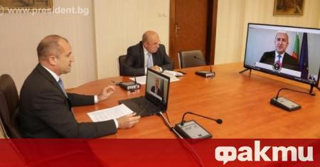 Президентът Румен Радев участва във форум на ООН със световни