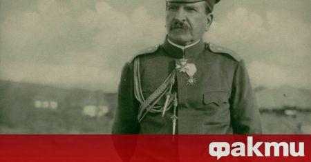 На 18 октомври 1918 г. героят от войните за обединение