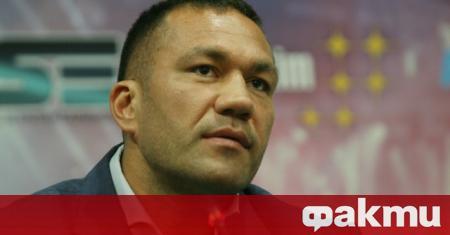 Българската звезда на професионалния ринг Кубрат Пулев се замечта за